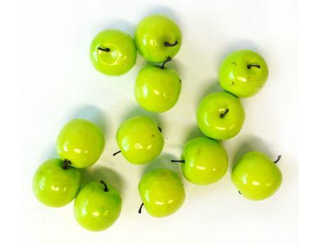 Dekorativní jablíčka S/12