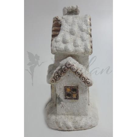 Svítící domeček
