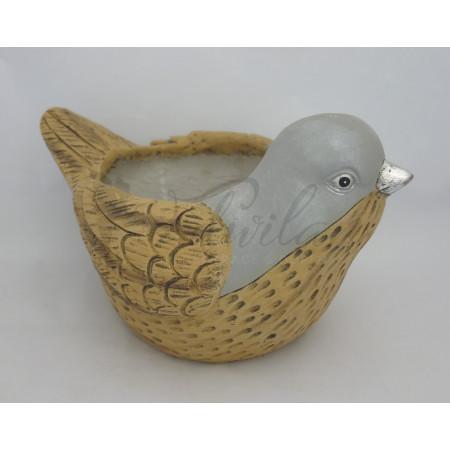 Zahradní dekorace - ptáček