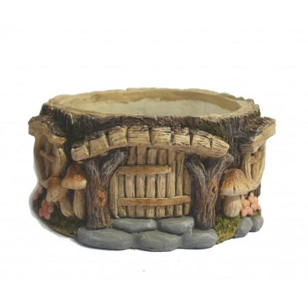 Domeček z pařezu - obal