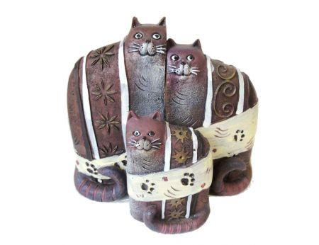 Kočky skládačka KT030